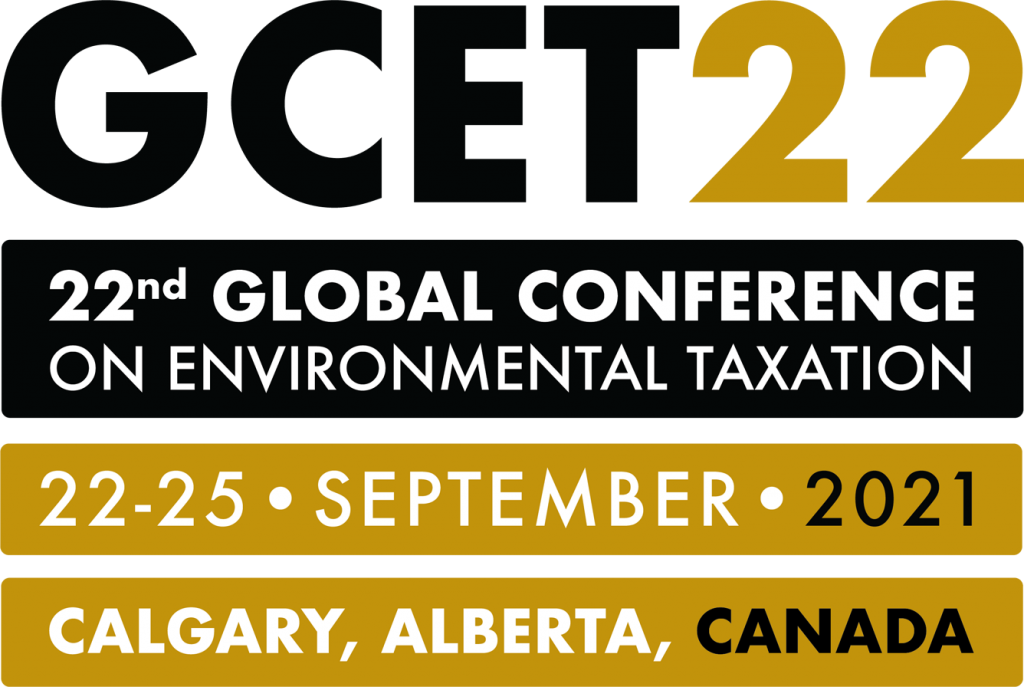 GCET22: Global Conference on Environmental Taxation